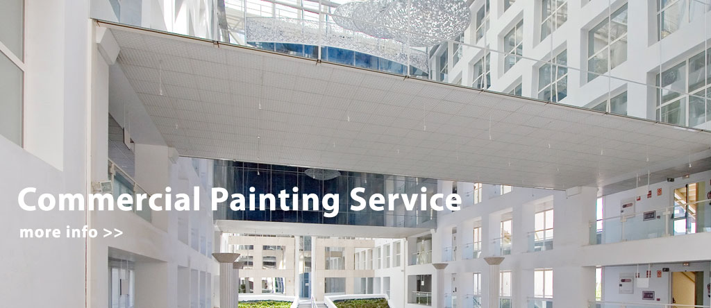 Commercial Painting and Decorating in Manchester