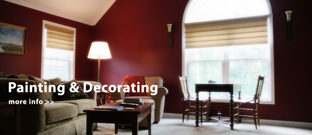 Painting and Decorating in Manchester